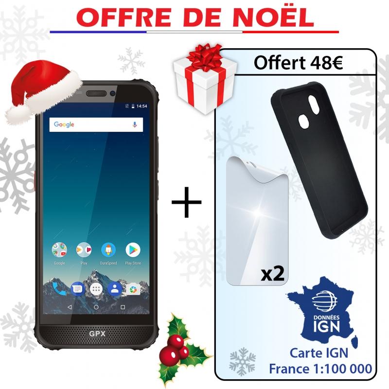 Pack Noël GPX SE 64GB