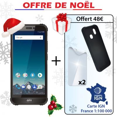 Pack Noël GPX SE : Le Baroudeur