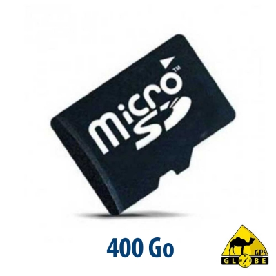 Carte micro SD - 400 GB