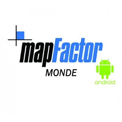 Map Factor