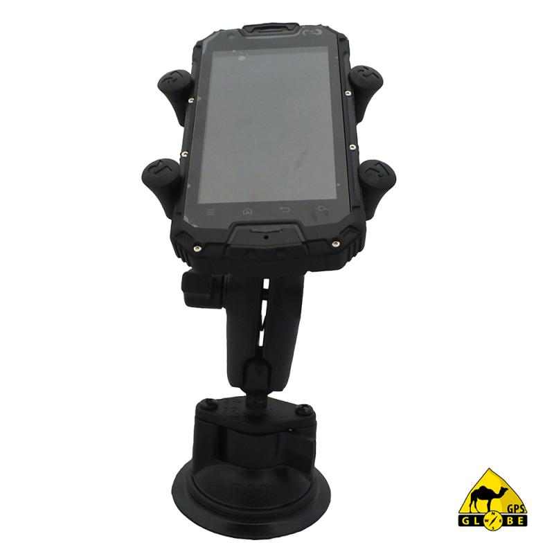 Support ventouse ram mount pour smartphone for Accessoire ventouse
