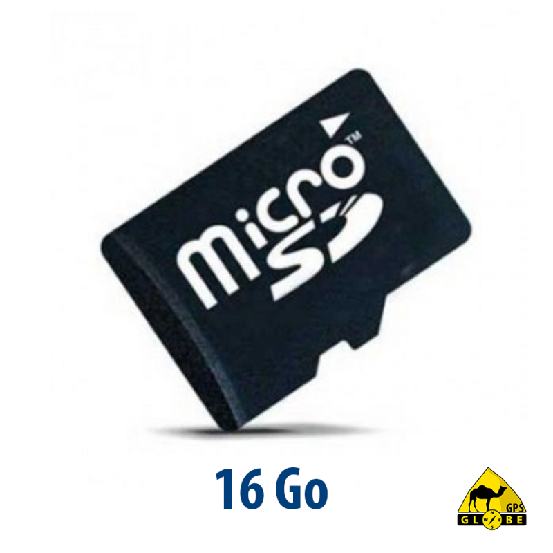 Carte micro SD - 16 GB
